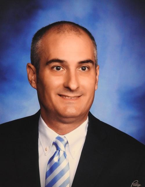 Principal Jeff Gilbert