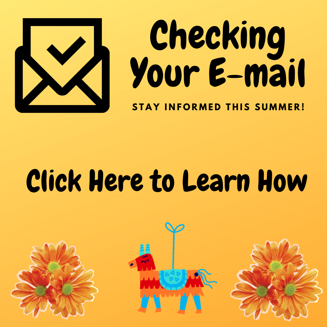 Click here to learn how to check your email over summer