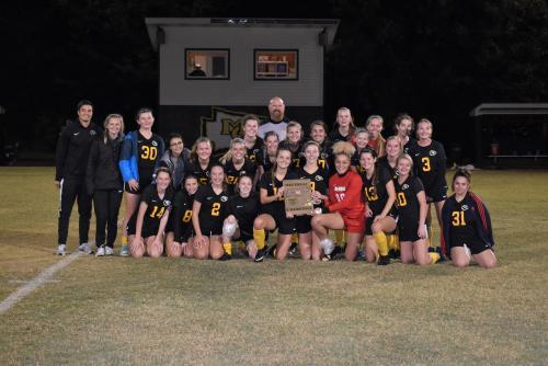 Girls Soccer Region Champions