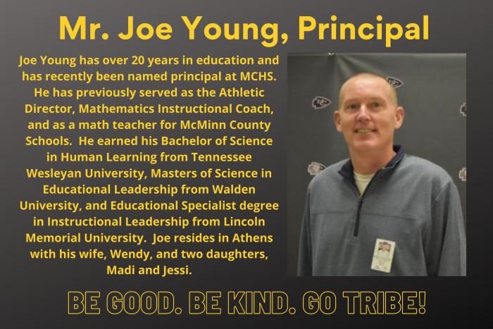 Joe Young Principal