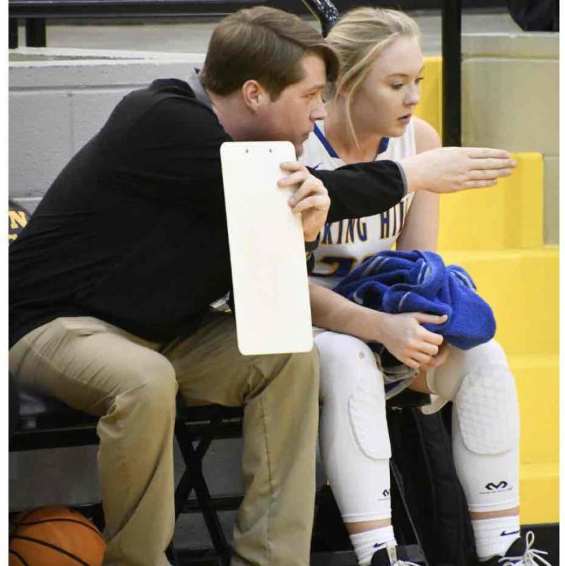 Austin Kidd Named Head Basketball Coach