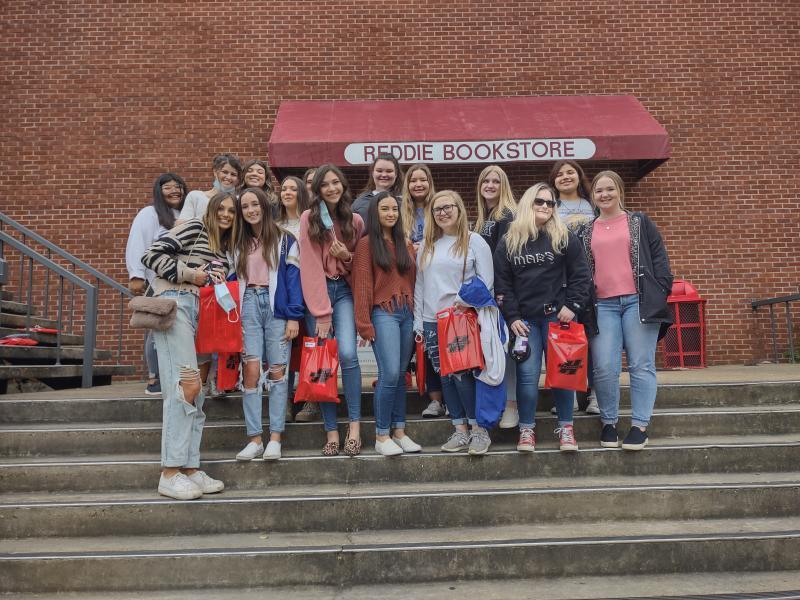 Upper Classes of FACS Tour Henderson