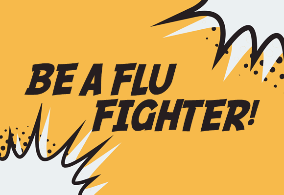 Reminder - Flu Clinic on November 4th