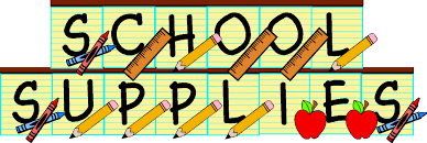 Elementary School Supply List 20-21