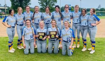 Lady Bears Softball - Win Conference/District Runners-Up