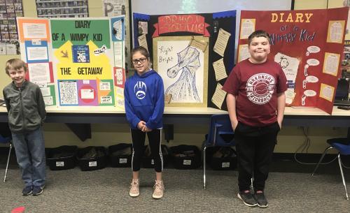 4th Grade Reading Fair