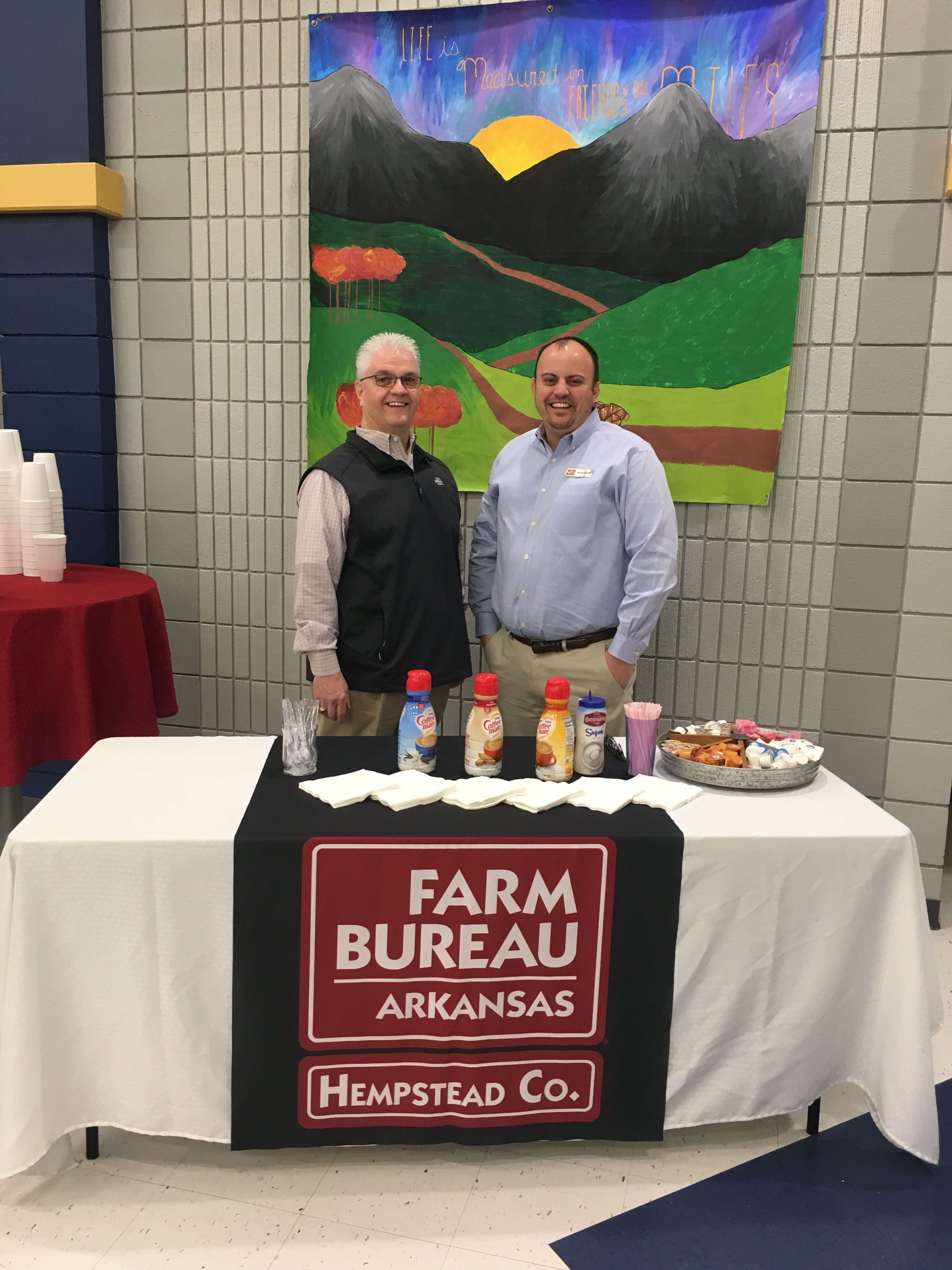 Thanks to Farm Bureau for sponsoring Donuts for Grownups!