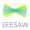 Image that corresponds to SeeSaw Login Page