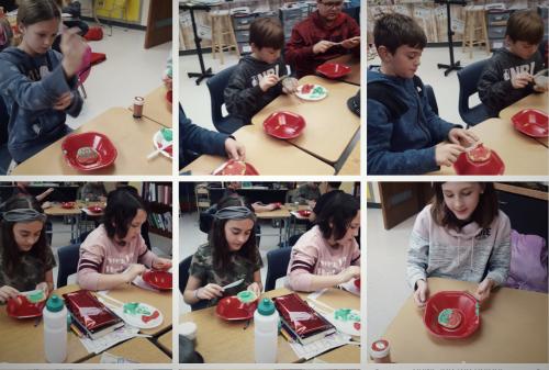 Classroom pics of fun
