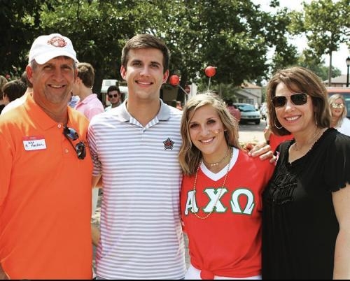 Family Bid Day