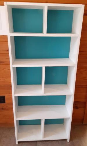Bookshelfs 5ftx2ft - starting at $35
