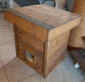 Dog Houses (small dog) - starting at $45