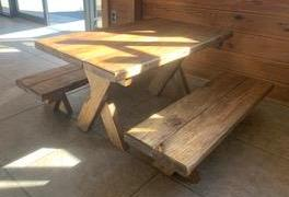 Graduates Picnic Tables (ages 4-7) - starting at $45