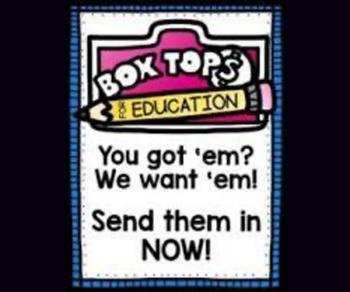 BOX TOPS ARE GOING MOBILE