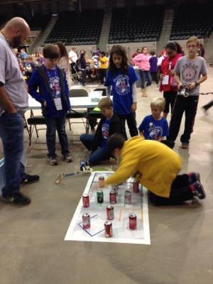 Junior Botball Challenge 2016
