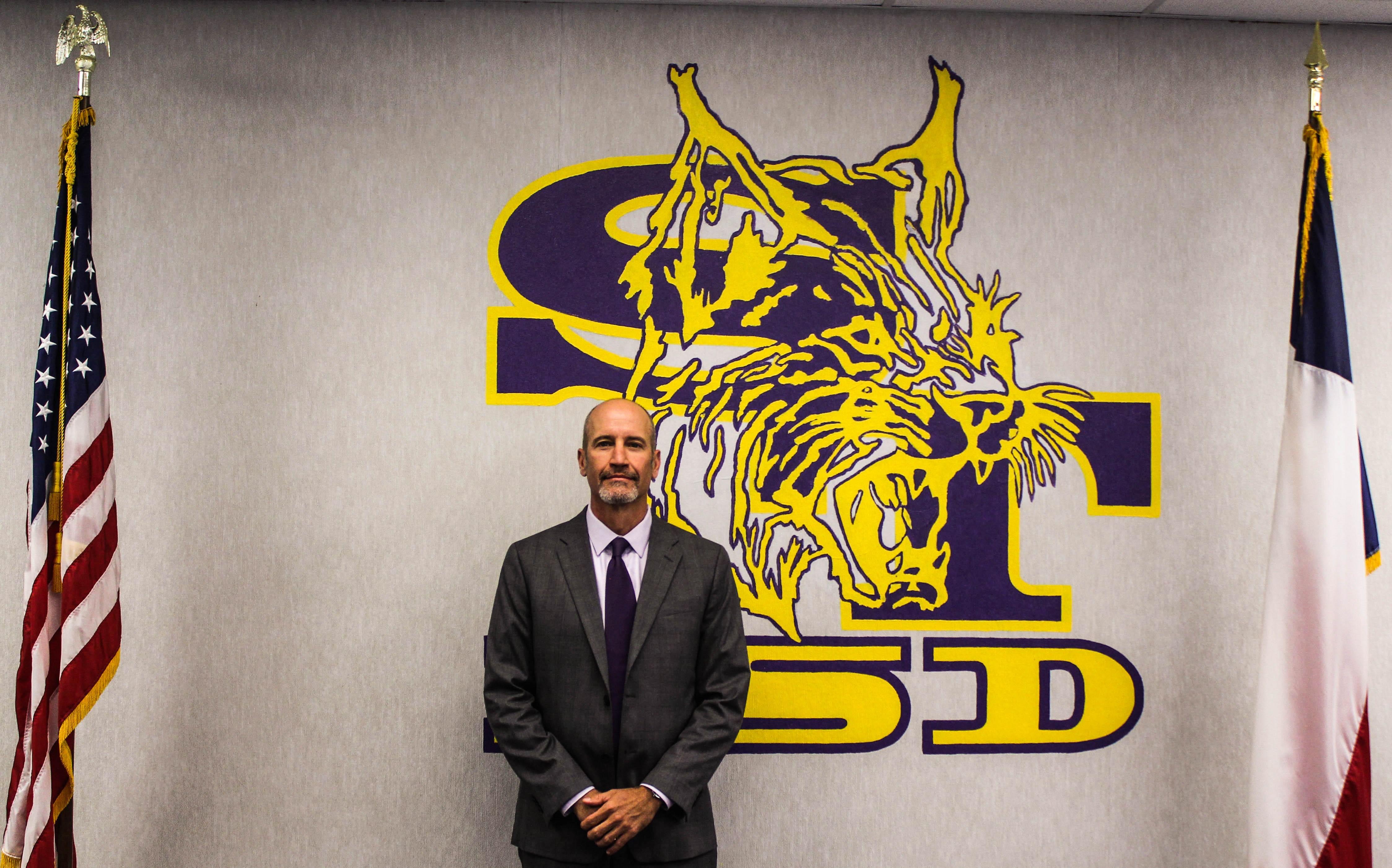 Dustin Barton - Superintendent