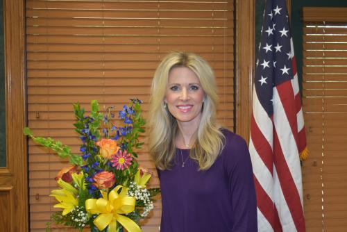 Erin Breiby Principal at J.K. Hileman Elementary