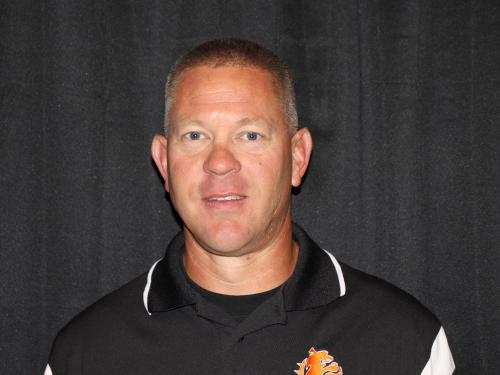 picture of Athletic Director Eric Droddy