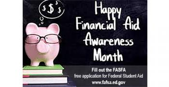 February is Financial Aid Awareness Month!
