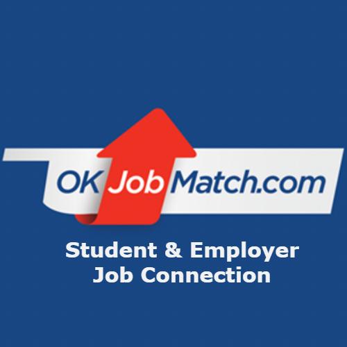 OkJobMatch.com Logo Link
