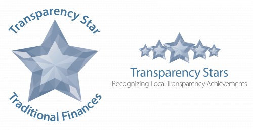 Transparency Stars