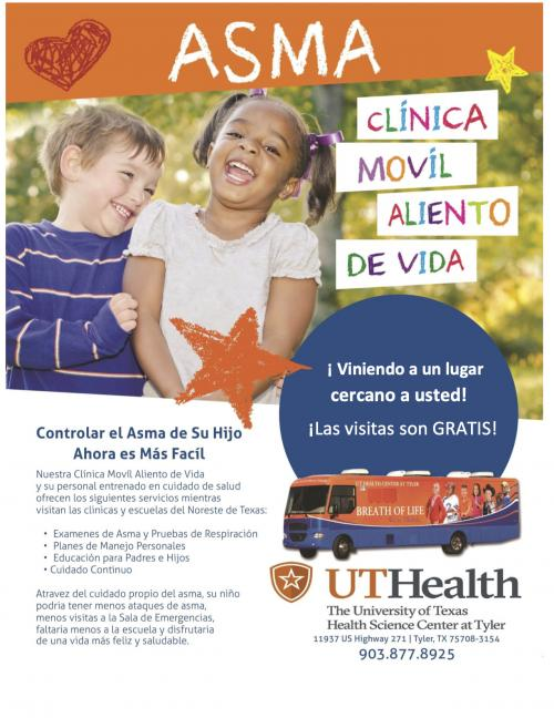 Asthma Clinic Spanish