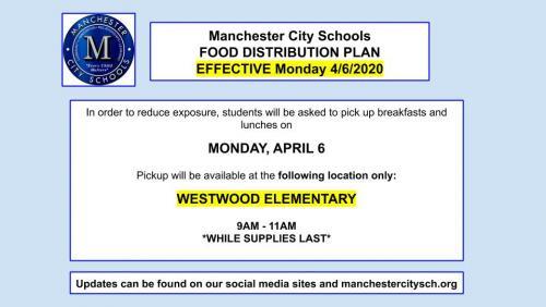 MCS Food Distribution Image