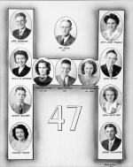 Class of 1947 photo