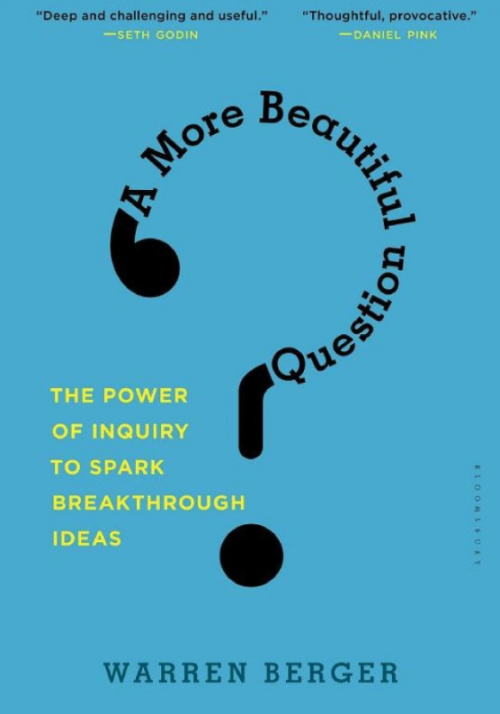 A More Beautiful Question Book Image