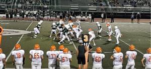 8th Grade Football at Franklin 9/30/21
