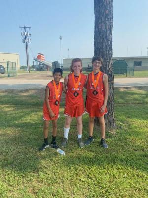 TJH Boys Cross Country Team