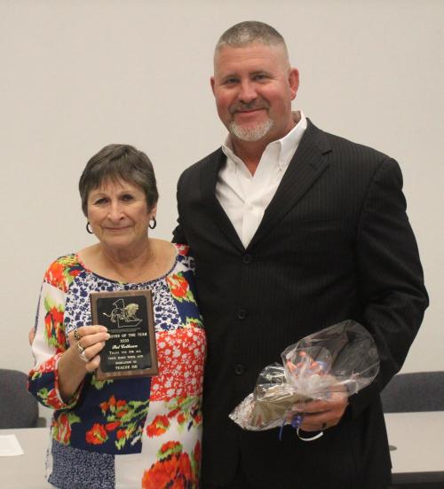 2019-2020 Teague ISD Employee of the Year!