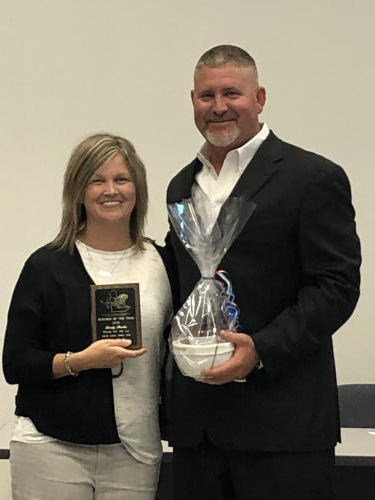2019-2020 Teague ISD Teacher of the Year!