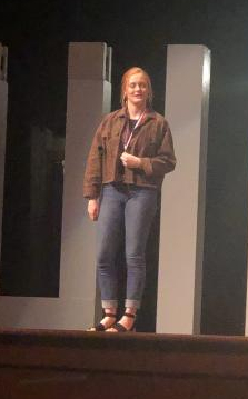 2020 THS One Act Play Honorable Mention Allee Fortson