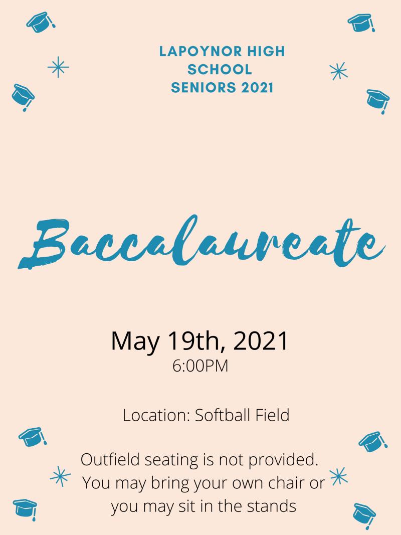 2021 LaPoynor Baccalaureate