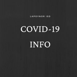 COVID-19 UPDATE: Important message from the Superintendent