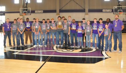 LaPoynor 2020 1A Boys Basketball State Champions
