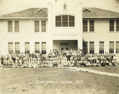 Westphalia School 1937