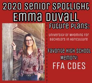 Emma Elizabeth Duvall