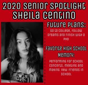 Sheila Mae Centino
