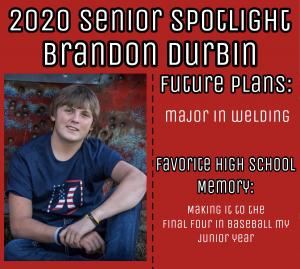 Brandon Logan Durbin