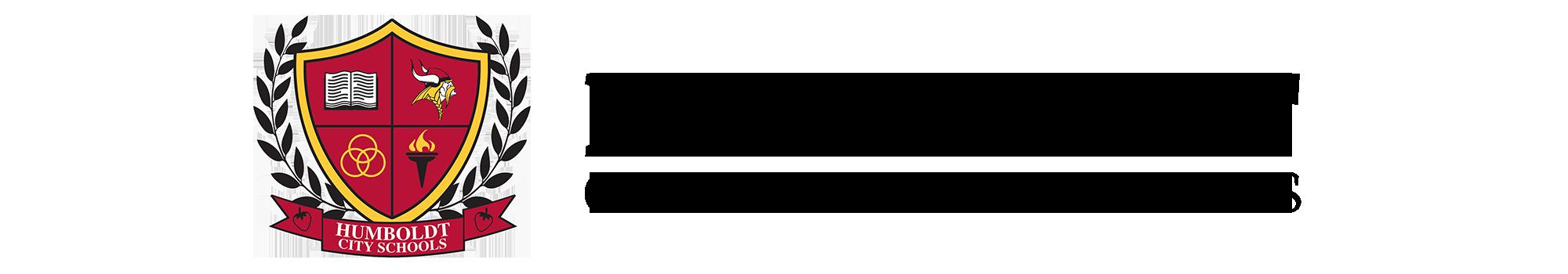 Humboldt City Schools Logo