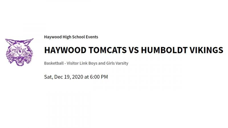 Haywood vs. Vikings Tickets Available Online