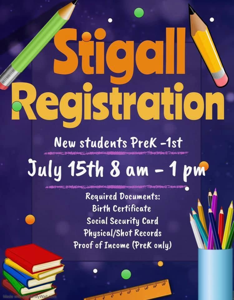 PreK Registration is Now Open