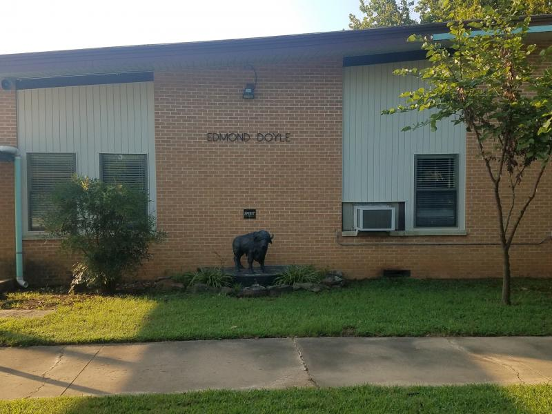 Landscape View facing Edmond Doyle Elementary