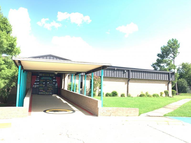 Landscape View facing Parker Intermediate Center