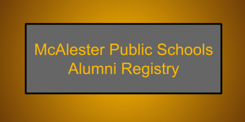 Logo for MPS Alumni Registration