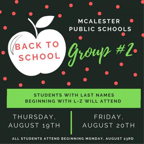 Group 2 Flyer