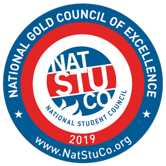National Student Council Seal