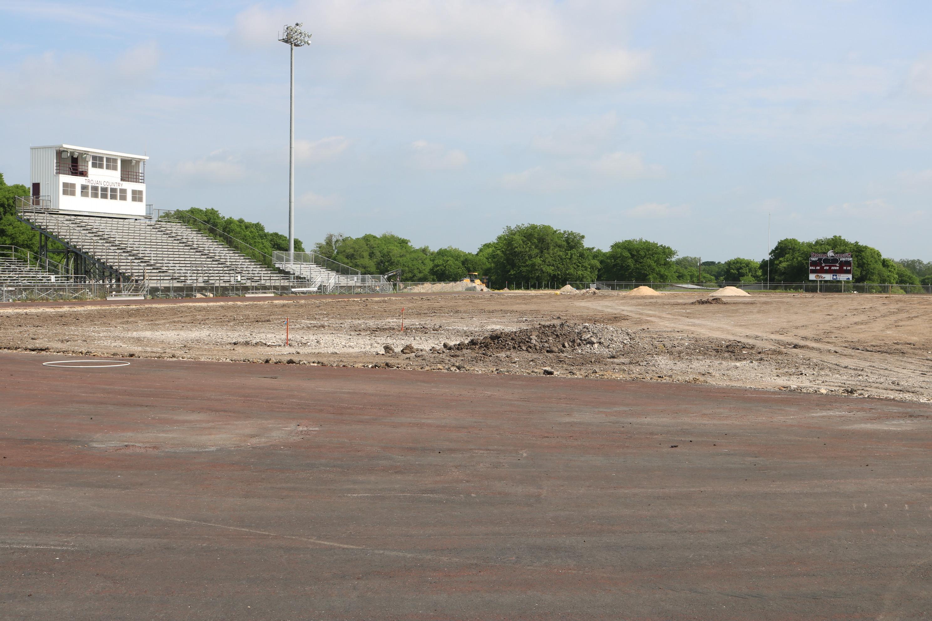 Trojan Football Field